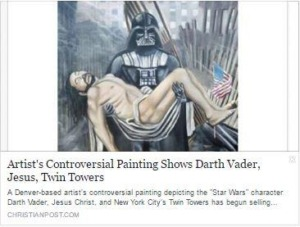 Christian Post Most offensive painting ever