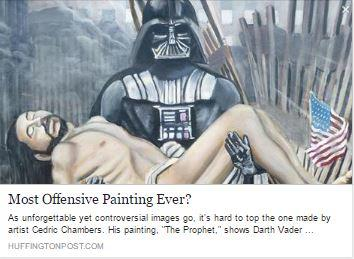 The Most Offensive painting ever?