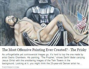 The Most offensive painting ever created?