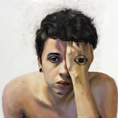 Bolivian-American-Artist-Self-Portrait_Latin-American