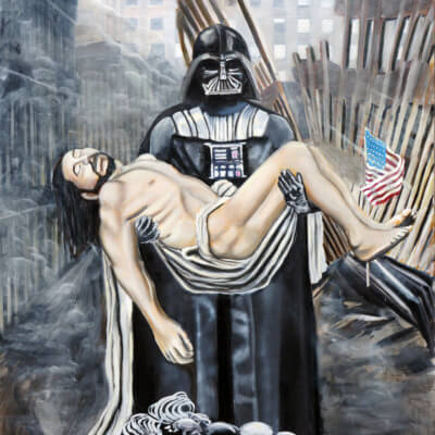 """""""The Prophets"""" – Darth Vader, Christ and the Rubble of the World Trade"""