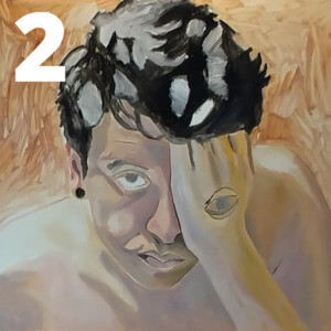 How to paint like the masters Step 2
