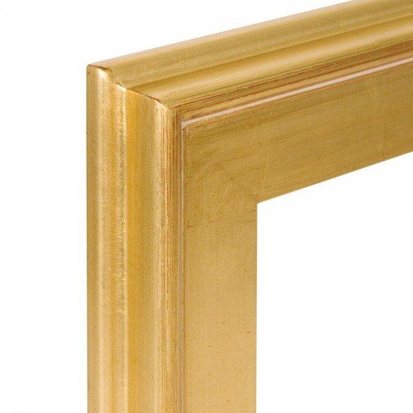 Plein aire gold frame